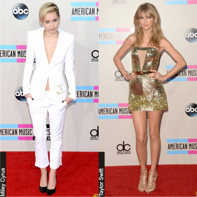 American Music Awards 2013 Looks Celebs 5