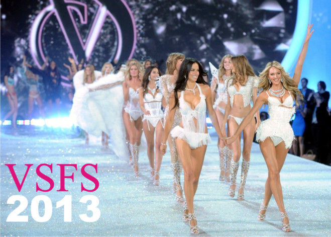 Victoria's Secret Fashion Show 2013!