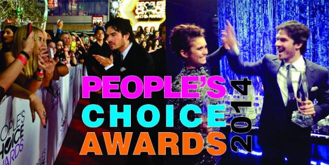 People's Choice Awards 2014!