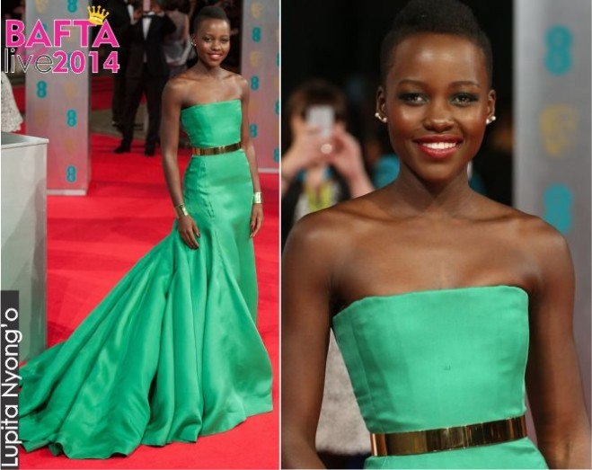 BAFTA Awards 2014 Looks Celebs  2