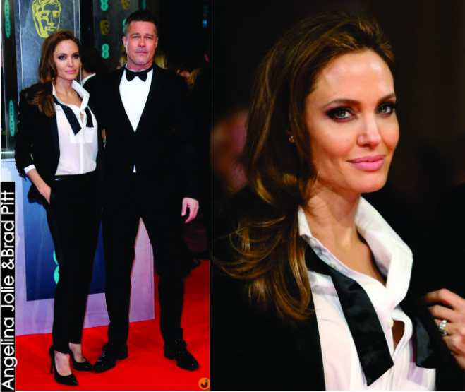 BAFTA Awards 2014 Looks Celebs  3