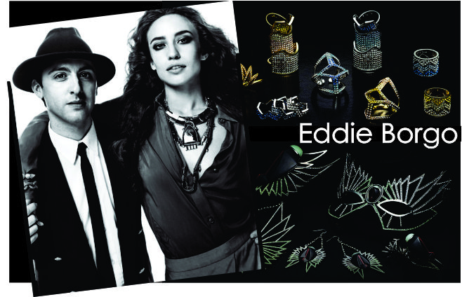 As Bijoux Übercool de Eddie Borgo!