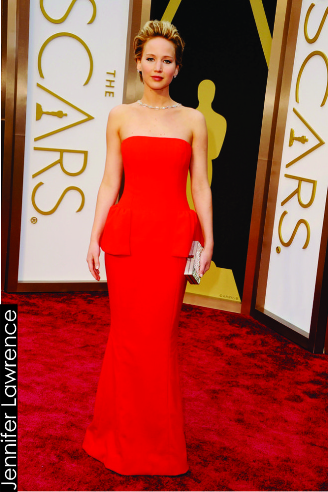 Oscar 2014 Academy Awards Dress Looks   3