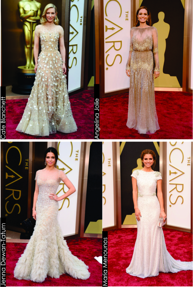 Oscar 2014 Academy Awards Dress Looks   6