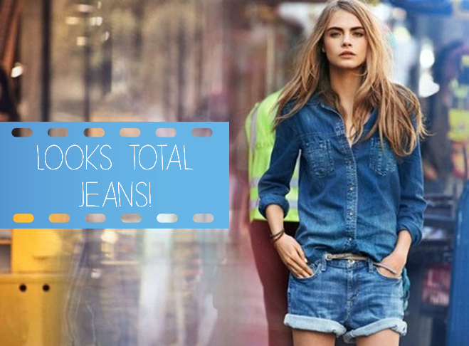 Trend Alert Total Jeans Looks 1