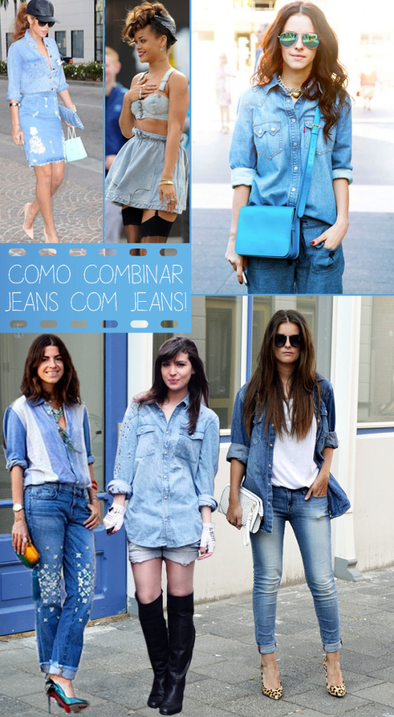 Trend Alert Total Jeans Looks 2