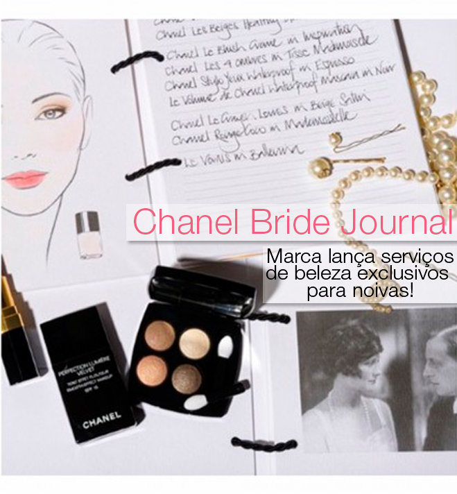 Chanel Bride Journal Noivas 1