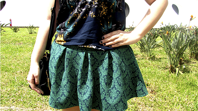 Look SPFW: Mix de Estampas!