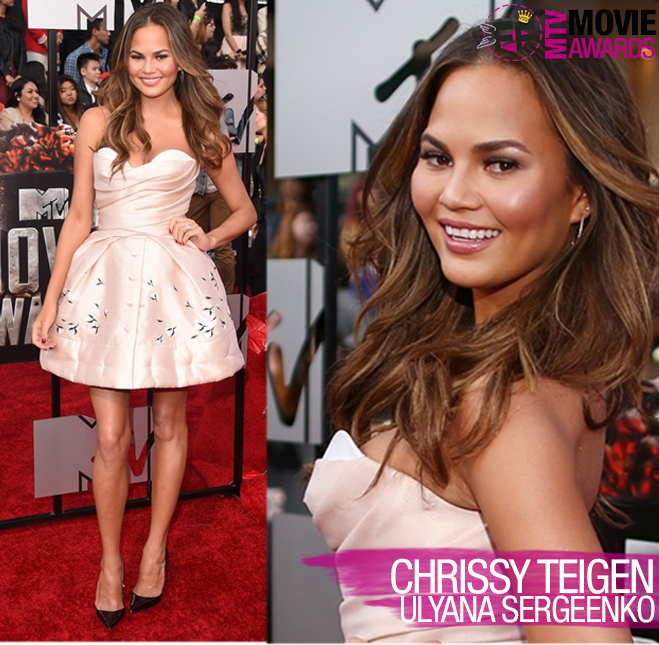 MTV MOVIE AWARDS Chrissy Teigen