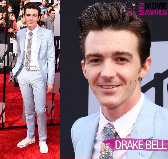 MTV MOVIE AWARDS Drake Bell