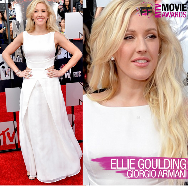 MTV MOVIE AWARDS Ellie Goulding