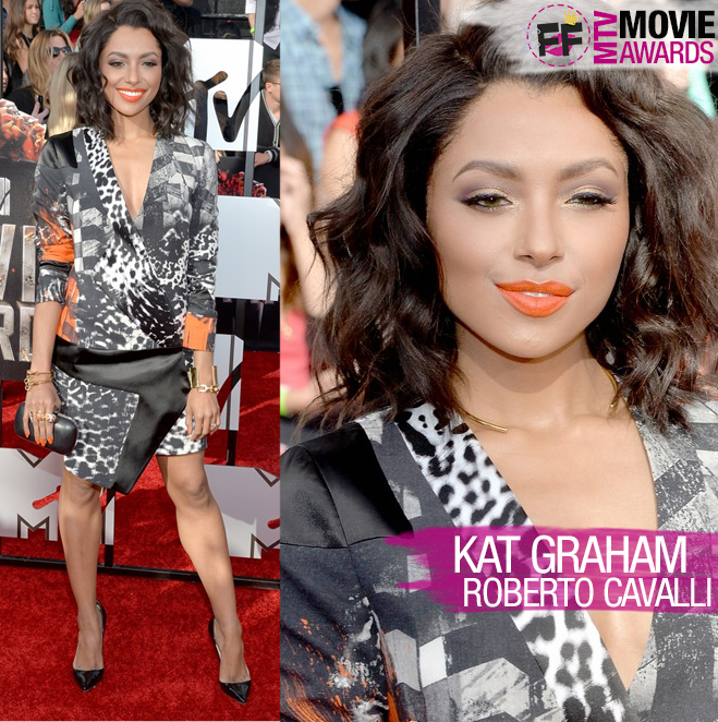 MTV MOVIE AWARDS Kat Graham