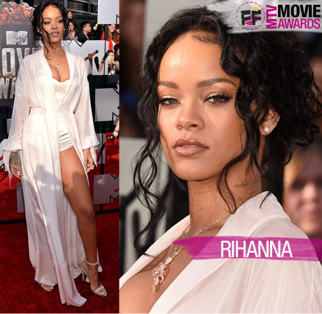 MTV MOVIE AWARDS Rihanna