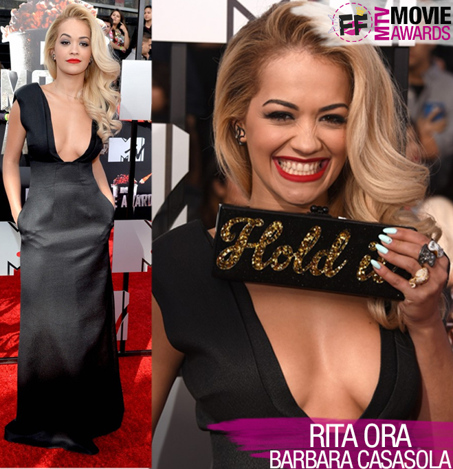 MTV MOVIE AWARDS Rita Ora