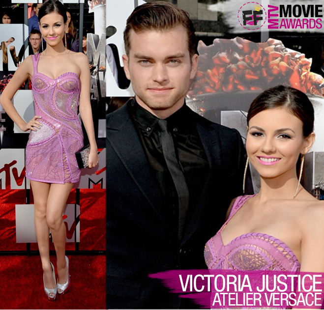 MTV MOVIE AWARDS Victoria Justice