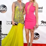 Carrie Underwood & Miranda Lambert - Billboard Music Awards 2014