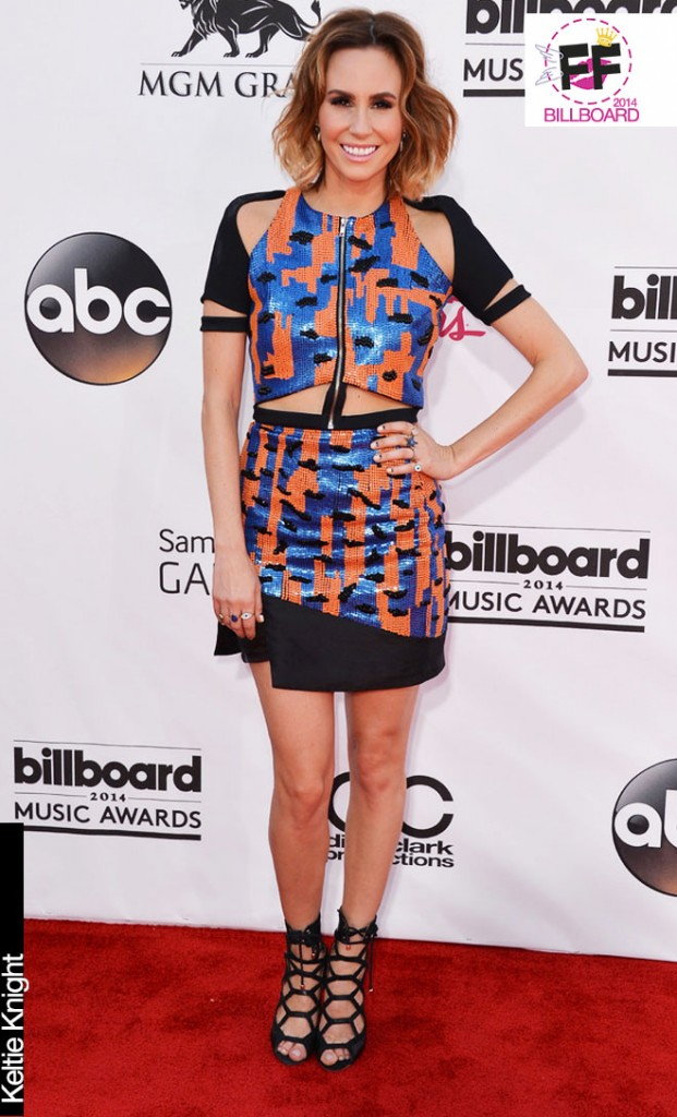 Keltie Knight - Billboard Music Awards 2014