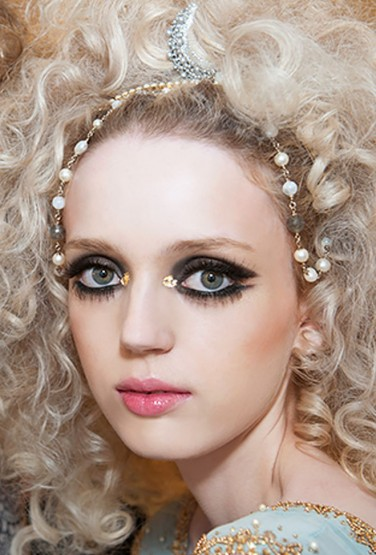 Maquiagem Smokey Eyes Chanel Resort 2015!
