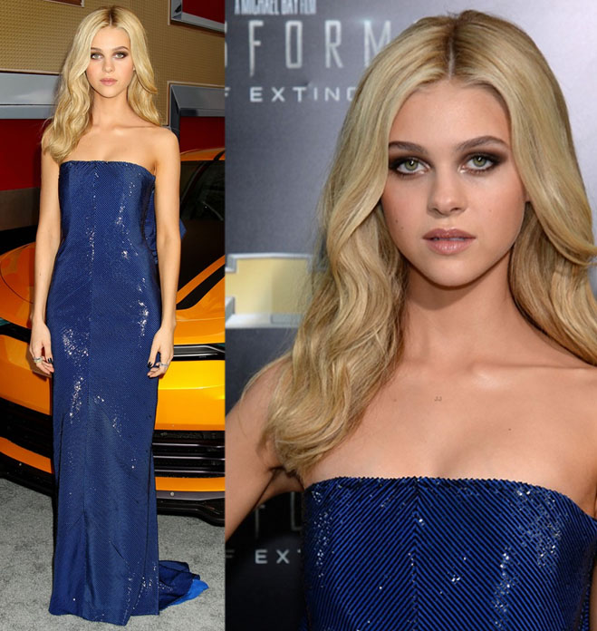 Nicola Peltz Looks Transformers 3