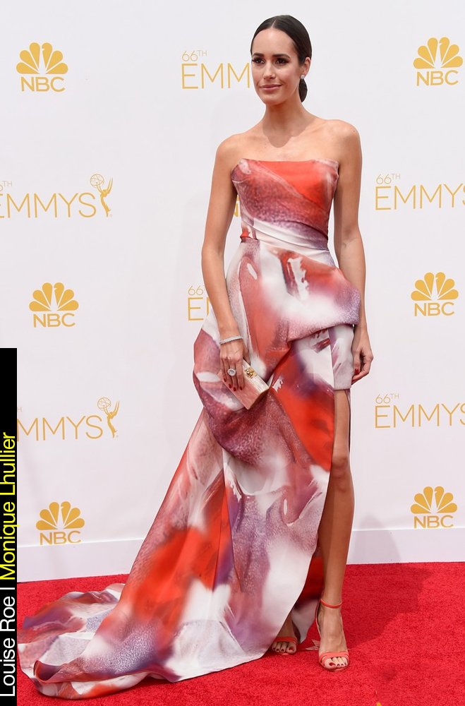 Emmy Awards 2014 Looks Loouise Roe