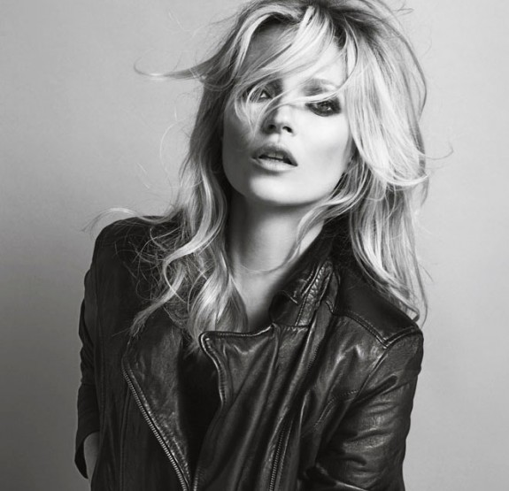 Kate Moss e suas Black Jackets!