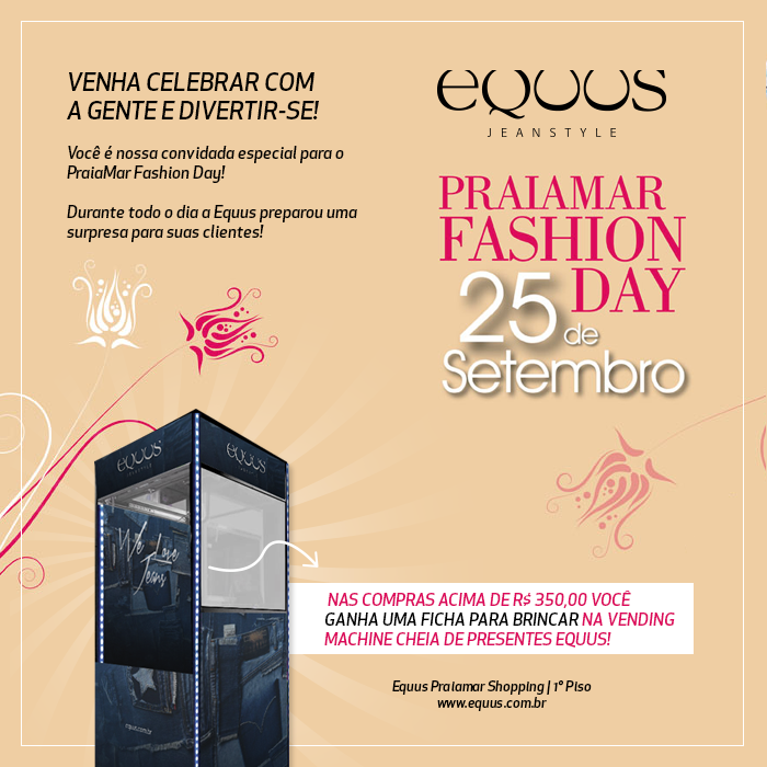 Equus Praiamar Fashion Day