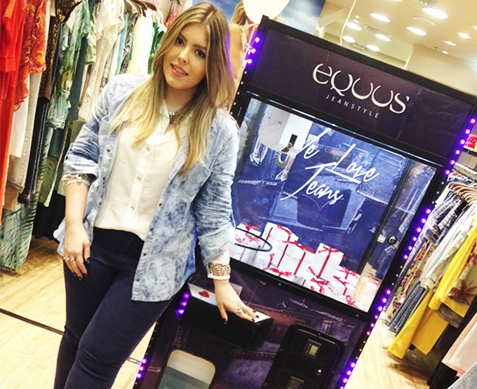 Look Jeans no Fashion Day!