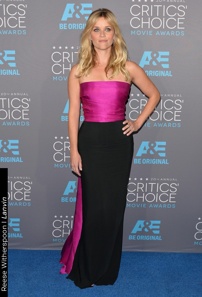 Critics Choice Awards 2015 Reese Witherspoon