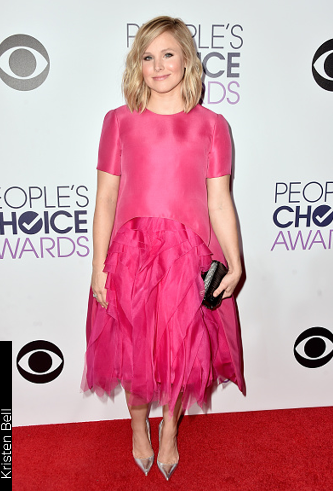 People's Choice Awards 2015 Looks 1