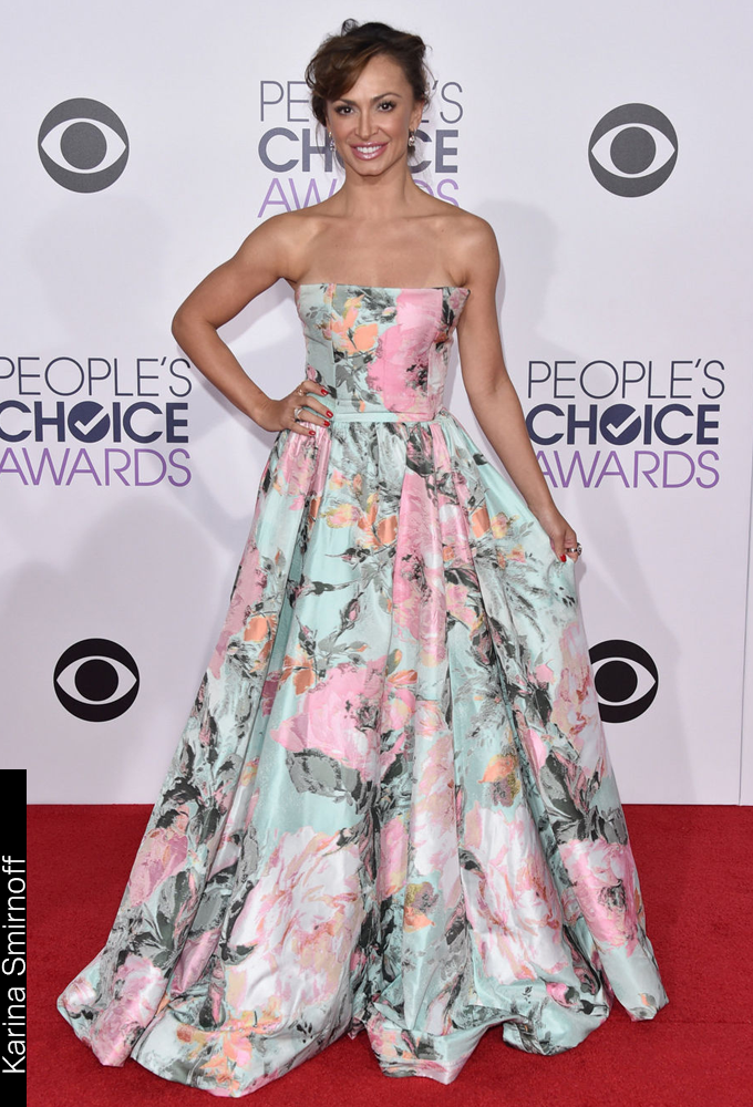 People's Choice Awards 2015 Looks 10