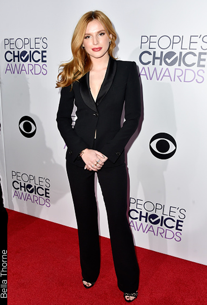 People's Choice Awards 2015 Looks 2