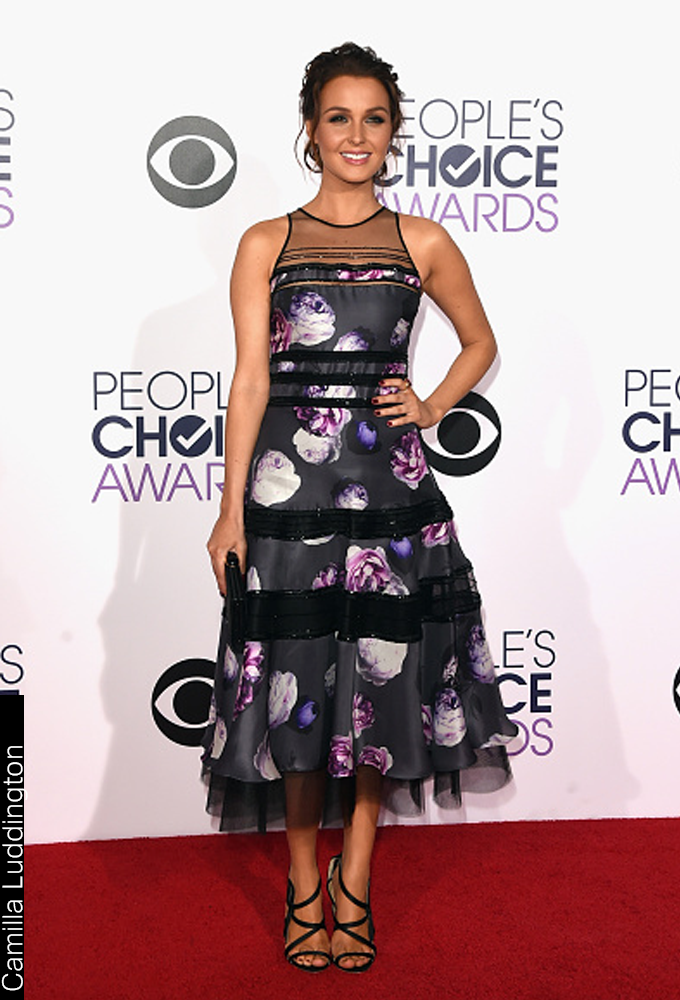 People's Choice Awards 2015 Looks 6
