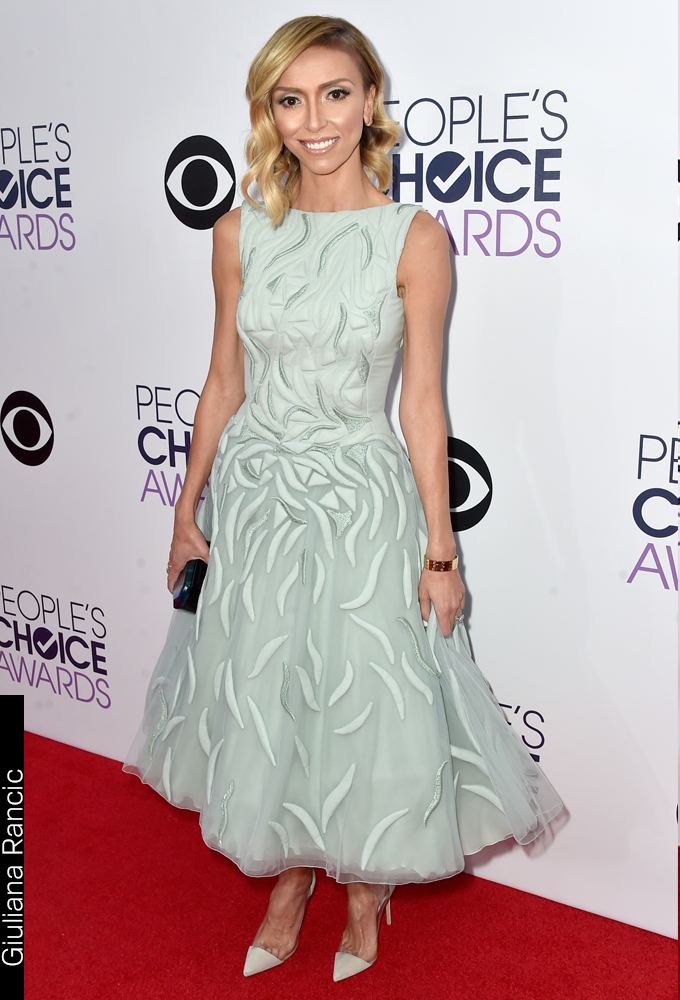 People's Choice Awards 2015 Looks 8