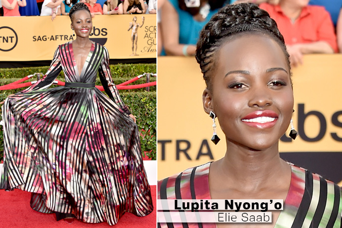 Screen Actors Guild Awards 2015 Looks 2