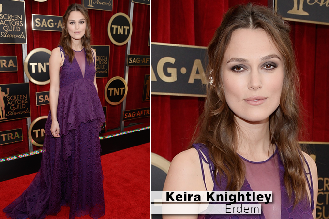 Screen Actors Guild Awards 2015 Looks 4