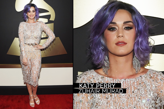 Grammy Awards 2015 Looks Katy Perry