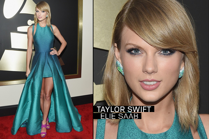 Grammy Awards 2015 Looks Taylor Swift