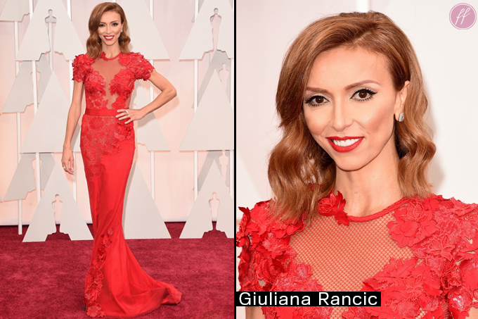 Oscar 2015 Looks Giuliana Rancic