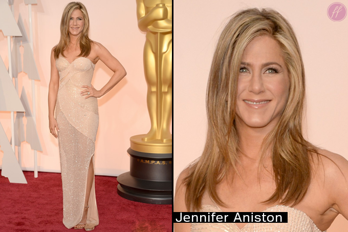 Oscar 2015 Looks Jennifer Aniston