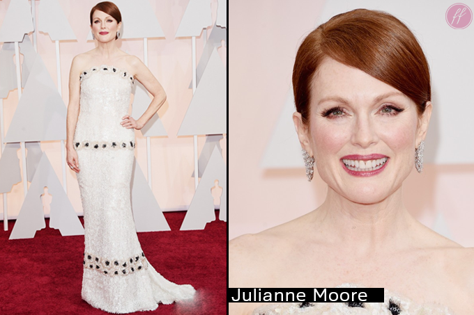 Oscar 2015 Looks Julianne Moore