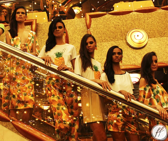 Chilli Beans Fashion Cruise - Noite do Comandante!