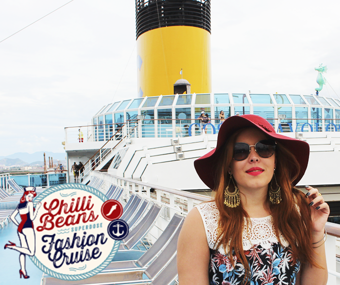 Vlog Chilli Beans Fashion Cruise 1
