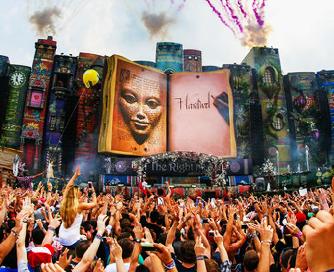Tomorrowland Brasil 2015 & The Gathering!