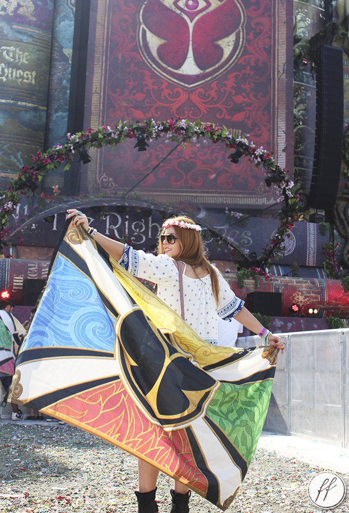 Look de Festival Tomorrowland Brasil 6