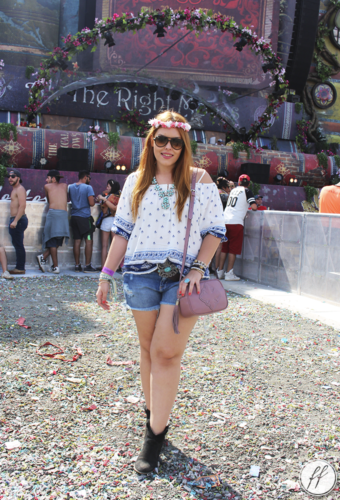Look de Festival Tomorrowland Brasil 7