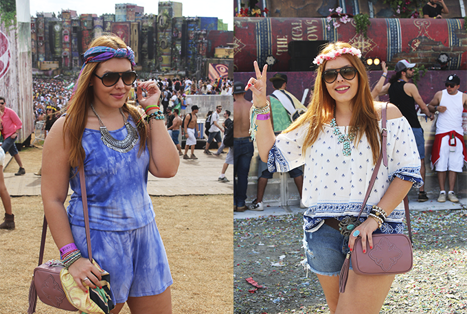 Looks na Tomorrowland 12