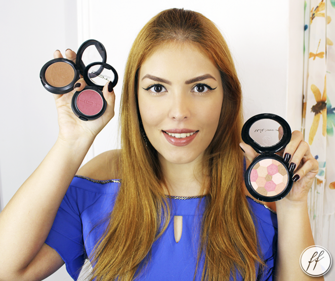 TOP 5: Blushes Favoritos!