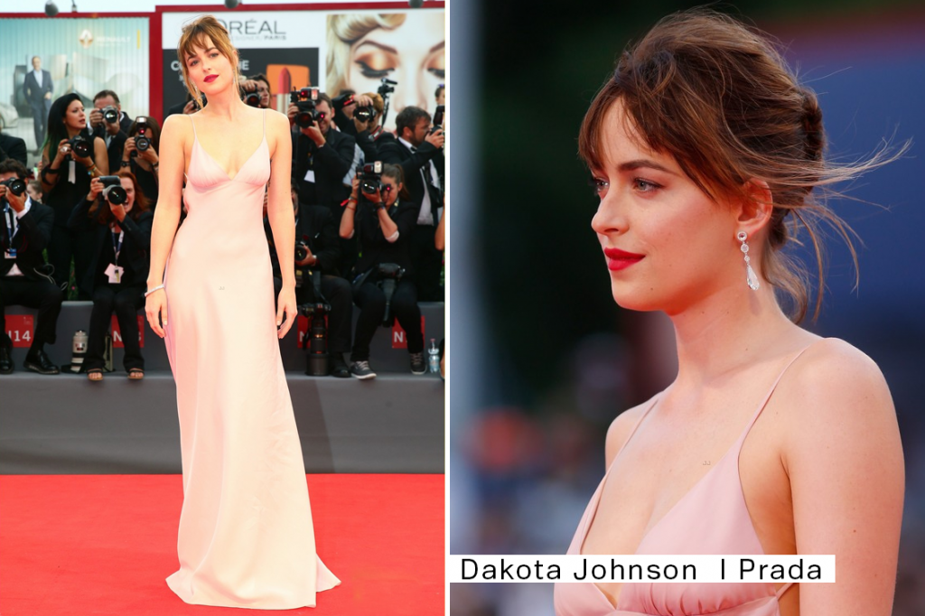 Festival de Veneza 2015 Dakota Johnson 1