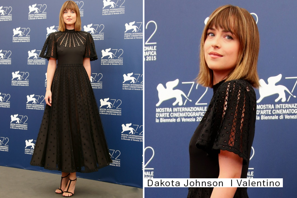 Festival de Veneza 2015 Dakota Johnson 2