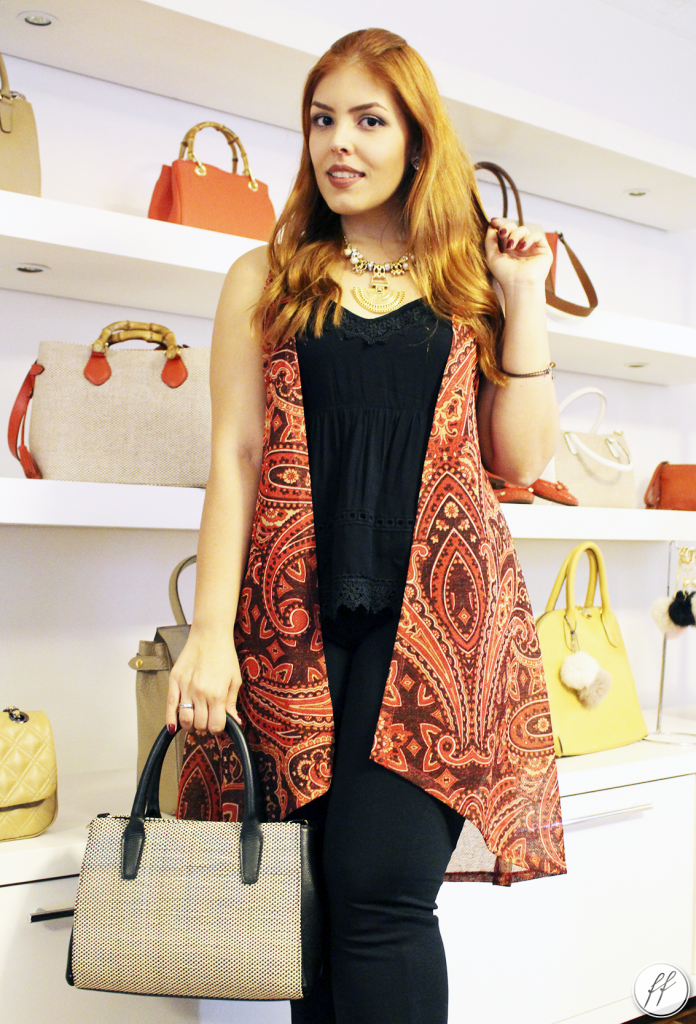 Look Boho Chic Evento Mara Spina 10